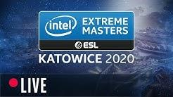 LIVE: Maru vs. sOs - IEM Katowice 2020 - Quarterfinals