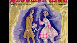 Bloomer Girl - Civil War Ballet - Harold Arlen