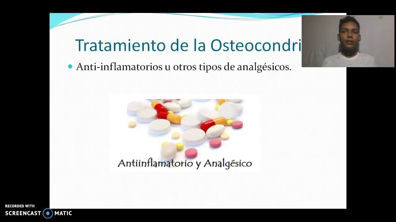 signos y sintomas de osteocondritis esternocostal