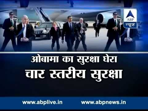 ABP News special l US President Barack Obama's special security force