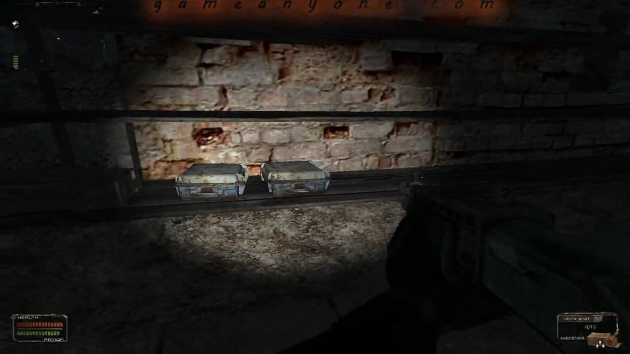 How to make immortality in Stalker: Shadows of Chernobyl without the codes
