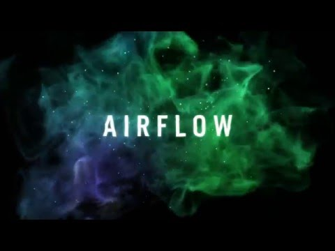 Airflow Particle Logo Reveal FREE
