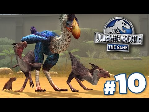 The Terror Birb!!! || Jurassic World - Cenozoic Series - Ep10 HD