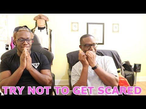 TRY NOT TO GET SCARED CHALLENGE!!! (Logan Paul Dies)
