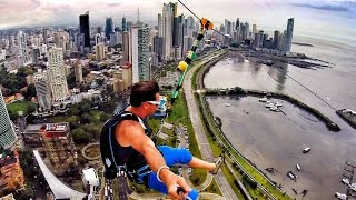 World's Largest Urban Zipline Thumbnail