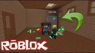 ROBLOX - Stealing Players' Bank - TWO PLAYER HEIST TYCOON