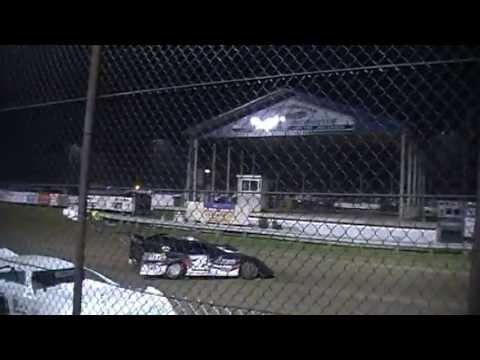 Lafayette County Speedway Fair Race Feature  7-10-13