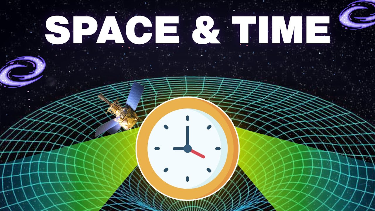 Stephen Hawking's Brief History Of Time - Ep.2 - Space and Time