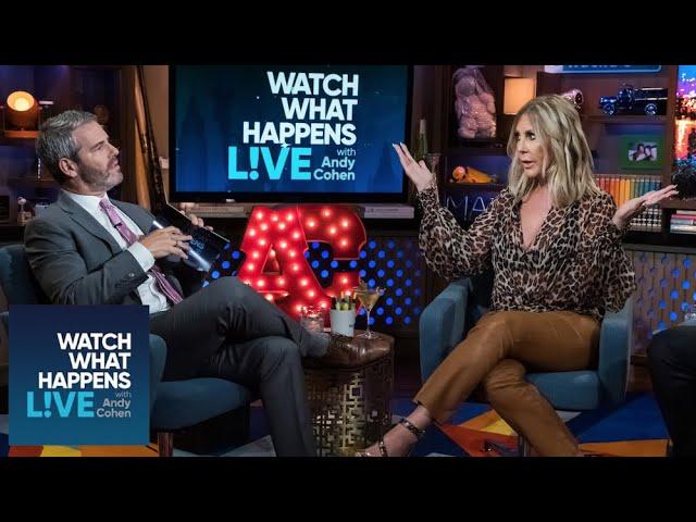 Vicki Gunvalson & Tamra Judge on Kelly Dodd's 'Engagement' | WWHL
