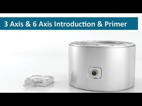 3 Axis and 6 Axis Introduction & Primer Webinar
