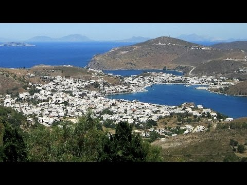 Patmos - Island in Greece