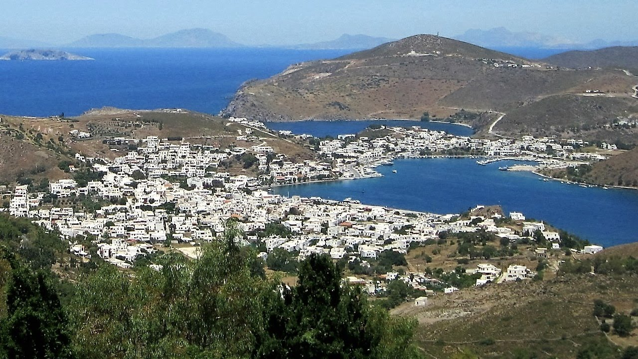 Patmos - Island in Greece - YouTube