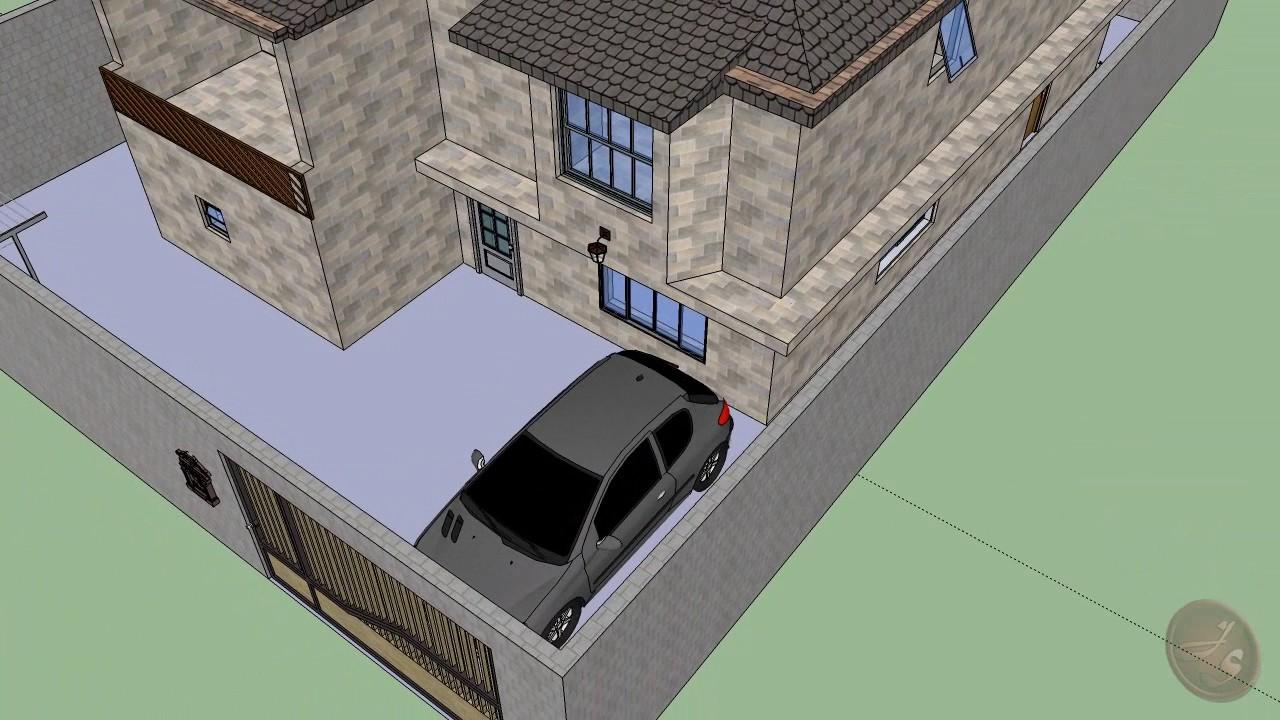 simulador casa residencial 3d youtube