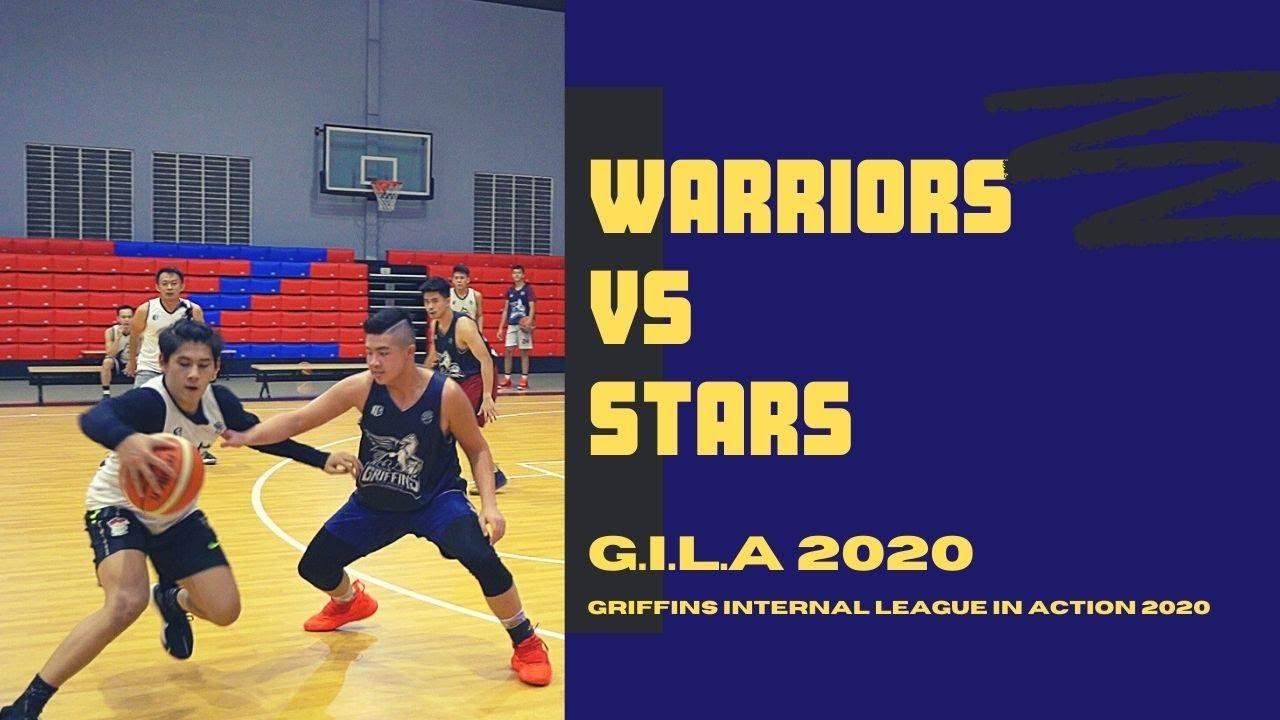 #GILA2020 | WARRIORS vs STARS | Game 2 | HIGHLIGHTS