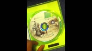 Assassins Creed lll Walmart Edition (Xbox 360)