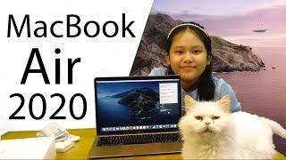 2020 MacBook Air Unboxing   Core i5 10th Generation   Zyryz Show   Q Fam