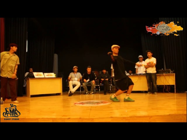 Fuji vs MT Kingz    Top 8 Popping    Funkzilla Vietnam 2017