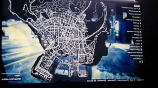 GTA V lokasi parkour atau tempat bmx