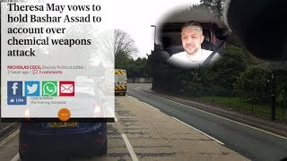Химическая атака в Сирии-Великобритания вступает в бой .