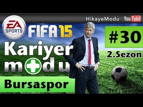 Fifa 15 Kariyer Modu - Bursaspor #30 Bal-Kes