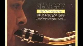 Stan Getz & Astrud Gilberto -The Girl From Ipanema