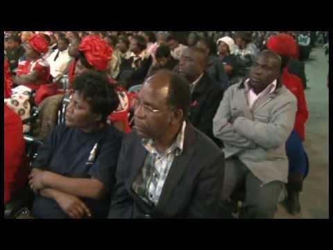 Rev. T. I Murefu - AFM In Zimbabwe Centenary Celebrations 1