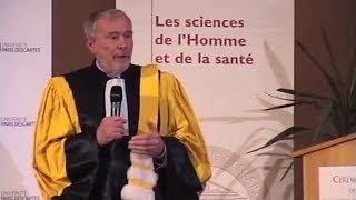 PhD Graduation Ceremony - Paris Descartes Sorbonne