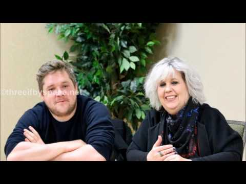 Outlander: Grant O'Rourke and Terry Dresbach at Thru the Stones 2016
