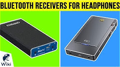 10 Best Bluetooth Receivers For Headphones 2019