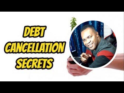 Debt cancellation secrets-idika imeri