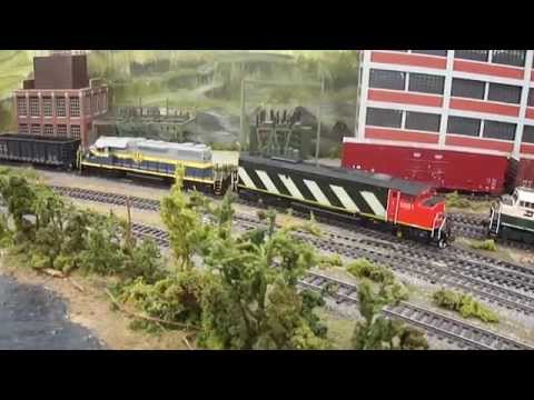 LVN: PART 1: COAL TRAIN OPERATIONS