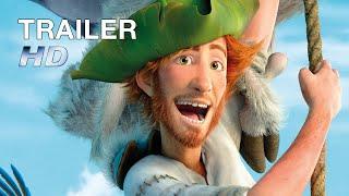 ROBINSON CRUSOE | Trailer | Deutsch | Ab 4. Februar 2016 im Kino!