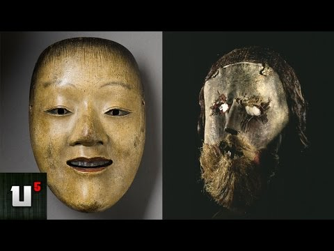 5 Creepy & Unsettling Masks From History