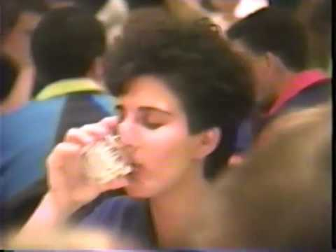 Marshall County Band Rose Bowl Trip  1991-92