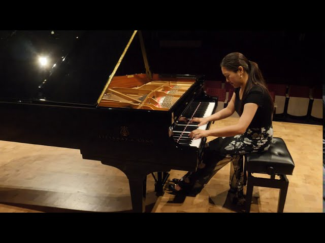 Claude Debussy, Préludes Book II, no. 5, Bruyeres - Leah Kang