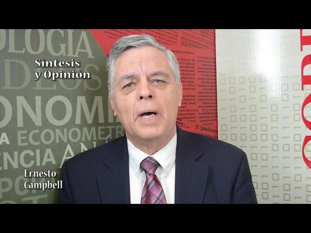 Ernesto Campbell (CFE y proveedores en la mira)