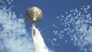 Balão de 16 metros fogueteira
