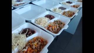 Servicio de comida para empresas