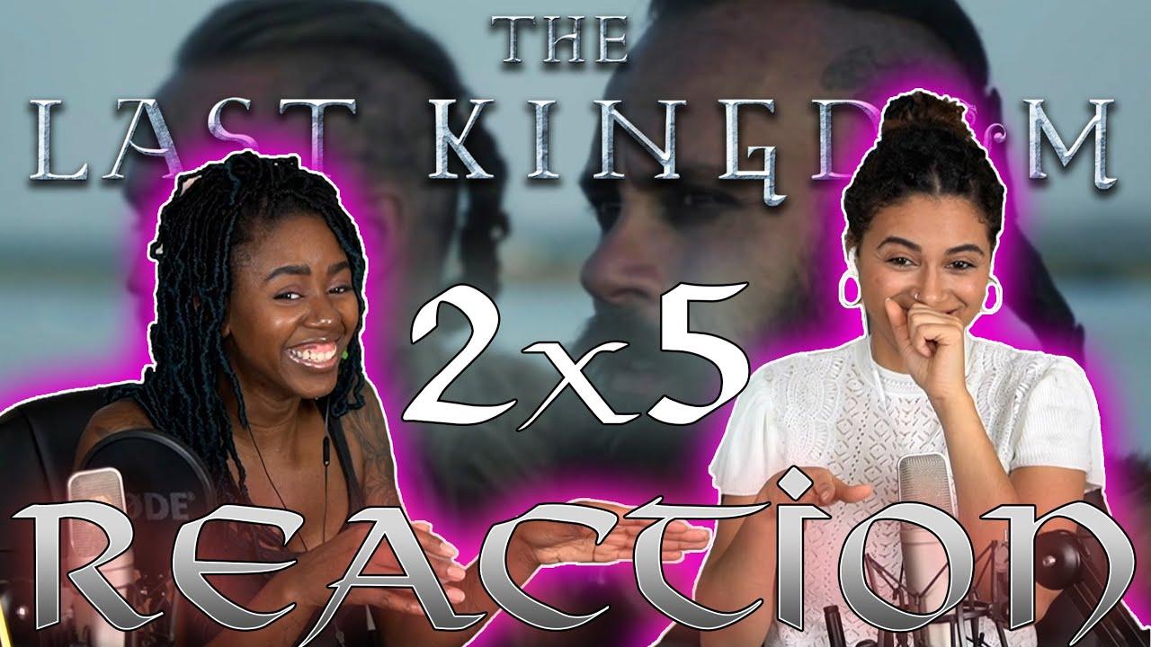 Download The Last Kingdom | Season 2 Episode 5 | REACTION!!