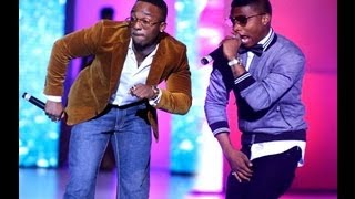 Ay Live Concert - Iyanya & Wizkid Rocks The Stage(Sexy Mama)