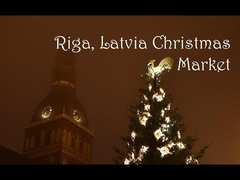Latvian Christmas Markets | Riga