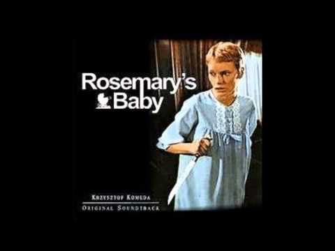Rosemary's Baby Soundtrack 01 poster