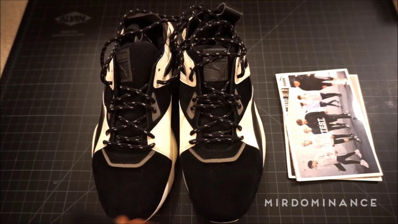 detailed look fef39 7f454 방탄소년단 BTS x PUMA Bog Sock + Promo Cards Unboxing