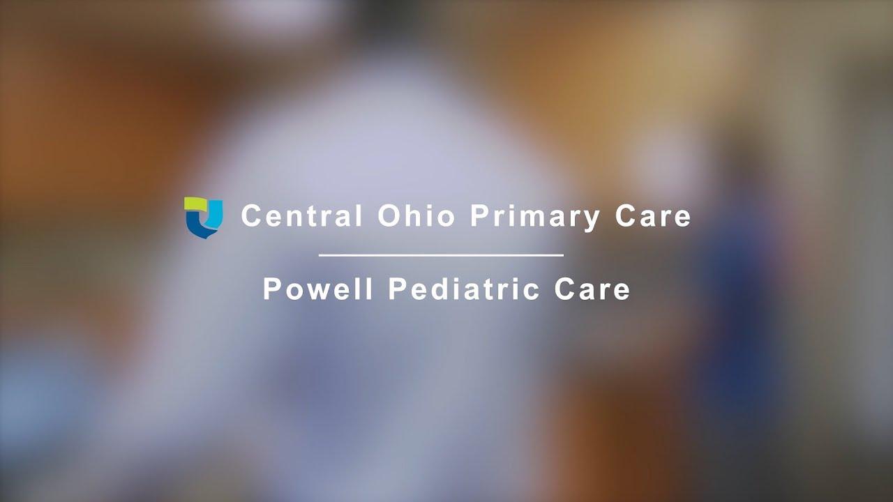 Powell Pediatric Care | Central Ohio Primary Care