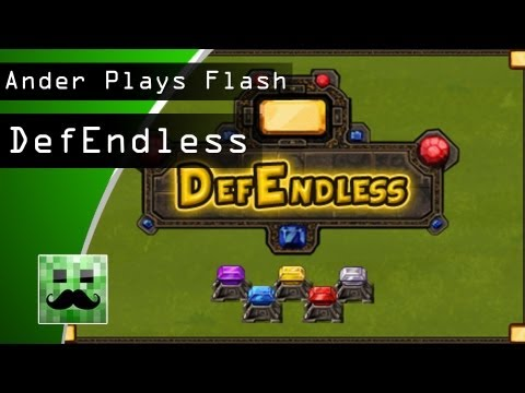 Ander Plays Flash - DefEndless