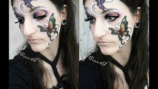 Butterfly make up Thumbnail