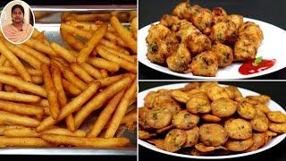 அரிசிமாவு இருந்தா இதுபோல 3 விதமான ஸ்னாக்ஸ் செஞ்சி பாருங்க   Snacks Recipes in Tamil