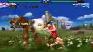Download Video Xiaoyu Combo 1 (Tekken 5: Dark Resurrection) MP3 3GP MP4
