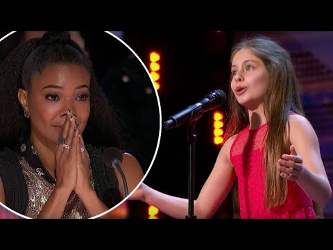 Emanne Beasha: 10 Year Old Opera Singer Leaves Simon Cowell