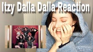 ITZY 달라달라 DALLA DALLA MV REACTION